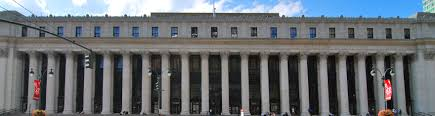 File James farley NYC post office inscription JPG Wikimedia mons