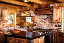 Rustic Style Kitchen Cabinets Shaker
