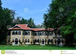 100 Houses In Phuket Chino Portugese Stock Photo Image Of