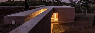 100 Concrete House Designs Rammed Concrete Home In Portugal Boasts Passive Design Features And