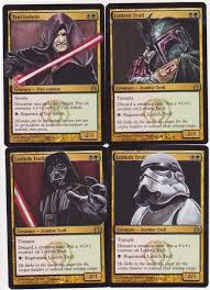 Oloro Commander Deck Ideas by Mtgalterations Lotleth Troll Star Wars Playset Addicted To