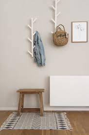 wohnideen mit wandfarbe garderobe und wohnzimmer einrichten