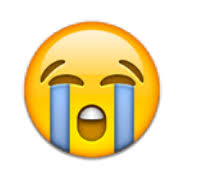 The Most Emotionally Confusing Apple Emoji Around According To Research Loudly Crying Face