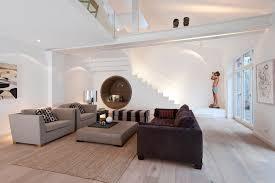 gartenloft berlin mitte studio hansen moderne wohnzimmer