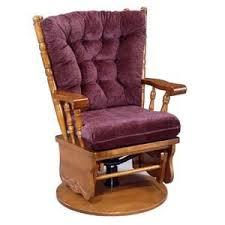 Jumbo Rocking Chair Cushions
