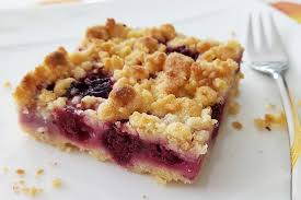 low carb kirschstreusel