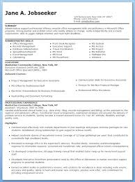Objectives For Resumes Administrative Assistant Medical Skills