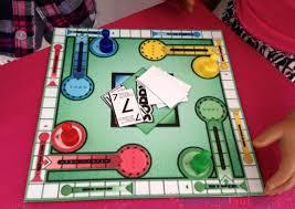 American Girl Games Board