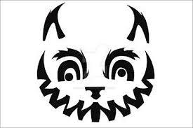 Scary Vampire Pumpkin Stencils by 33 Hair Raising Cat Pumpkin Stencils For A Sinister Halloween