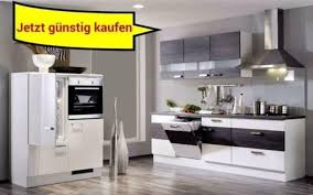 neue einbauküche küche küchenblock mit aeg geräte komplett set