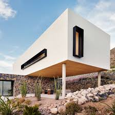 Desert Architecture And Design | Dezeen The Glitz And Glamour Of Vegas Is Alive In The Tresarca House Marmol Radziner Desert Home Design Concrete Glass Steel Structure Hovers Above Arizona Desert This Modern Oasis By Hazelbaker Rush Perched On A Modern Kit Homes For Small Adobe Plans Types Landscaping Ideas Hgtv Wing Kendle Archdaily Minecraft Project Pinterest Sale Renowned Architect