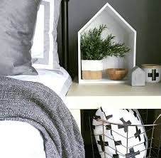 Kmart Basket And A Hack On The House Shelf Is That New Marble Look