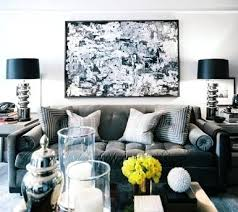 Wall Decor Behind Couch Art Ideas Interiors Home Belle Blog