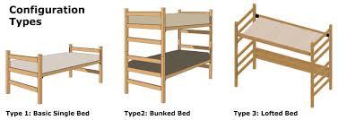 uc davis student housing bed reconfiguration instructions
