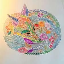 Coloring Ideas Fox Animal KingdomColoring BookFox