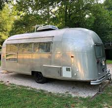 100 Retro Airstream For Sale 1957 Caravanner 22 Indiana Old Time Rvs
