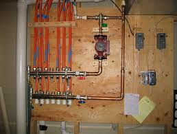 Pex Radiant Floor Heating Calculator by Jeff U0027s Hydronic Space U0026 Water System In The Making Simply Solar