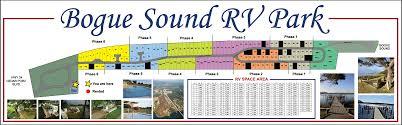 Bogue Sound RV Park Community Map