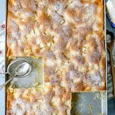 ruck zuck apfelkuchen vom blech