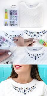 15 Cute DIY Clothes Ideas