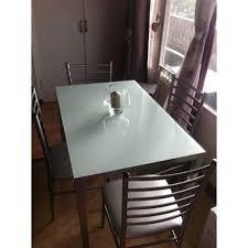 table de cuisine pas cher conforama table cuisine conforama pas cher ou d occasion sur priceminister
