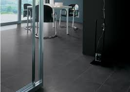 flooring black cancos tile flooring matched with black wall plus
