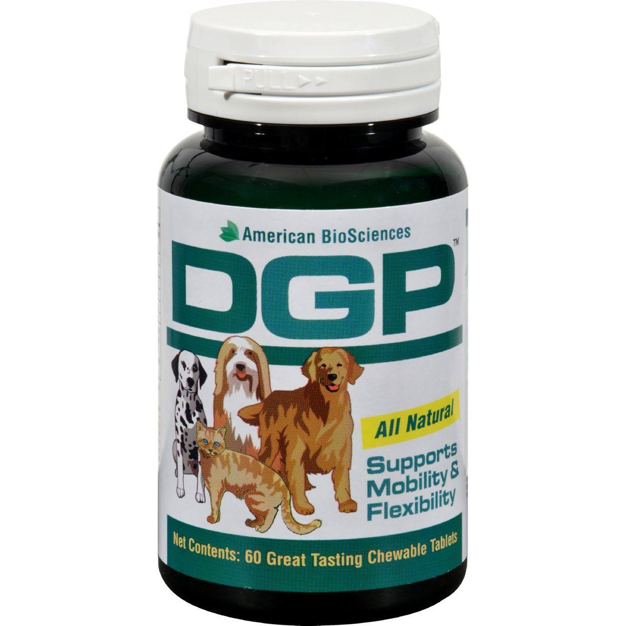 American Bio-Science DGP Chewable Tablets