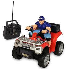 100 Atv Truck WWE John Cena Raging Racers Monster ATV Full Function RC