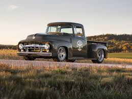 1956 Ford F100 Truck Clem 101 By Ringbrothers: The Epitome Of Truck ...