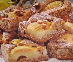 blitz birnen walnuss kuchen