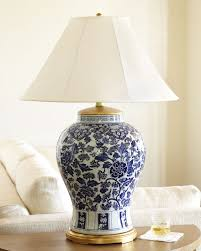 Waterford Lamp Shades Table Lamps by Ralph Lauren Ginger Jar Table Lamp Neiman Marcus Love My Work