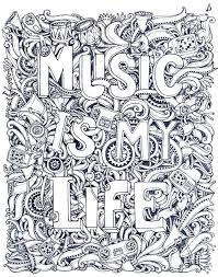 Collection Of Solutions Printable Music Mandala Coloring Pages With Example