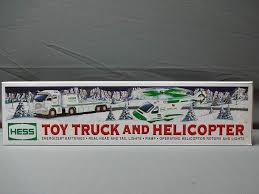 100 2006 Hess Truck Amazoncom And Helicopter Toys Games
