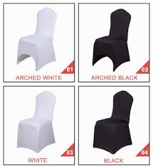 100Pcs Wholesale Universal Elastic White Chair Covers For Wedding Banquet  Hotel Party Decor Spandex Lycra Dining Chair Cover Chair Covers And Sashes Buy Patio Fniture Waterproof For Ding Whosale Interiors Baxton Studio Lorenzo Side Short Cover For Chairs Frasesdenquistacom X Back Ding Chairs Most Comfortable Youll Love In 2019 Wayfair Nilkamal Sale Area Prices Brands 20 New Design Fabric Seat Table Luxury 25 Ikea Warranty Scheme Room Bdana Print Slip The Blanket