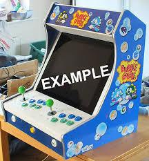 Mini Arcade Cabinet Kit Uk by Bartop Arcade Cabinet 3 4
