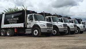 100 Texas Trucks Pride Disposal Crew Stops Possible Kidnapping Sexual Assault