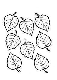 Top 20 Leaf Coloring Pages Your Toddler Will Love To Color