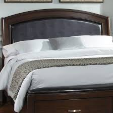 Serta Perfect Sleeper Air Mattress With Headboard by Avalon Queen Platform Leather Headboard Rotmans Modular
