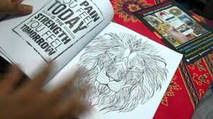 REVIEW COLORING BOOK FOR ADULT