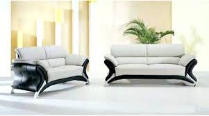 White Leather Sofa Bed Ikea by Leather Sofa Black And White Leather Sofa Ebay Black Leather