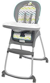 Evenflo Majestic High Chair by Amazon Com Evenflo Convertible High Chair Dottie Lime