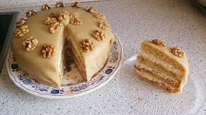 vegane marzipan walnuss torte veganizm veganer kuchen