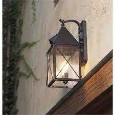 lovable outside wall mount light fixtures non tarnishing brass
