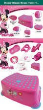 Mickey Mouse Potty Chair Amazon by Disney Minnie Mouse Toilet Training Step Stool Pink With Added
