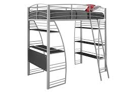 Dorel Bunk Bed by Amazon Com Dhp Studio Loft Bunk Bed Over Desk And Bookcase With
