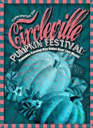 Pumpkin Festival Circleville Ohio 2 by The Art Of Mike Mann Adidas And Circleville Pumpkin Festival Ad