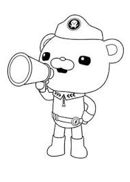 Disney Jr Octonauts Coloring Pages