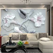 Custom 3d Photo Wallpaper For Living Room Painting Bedroom Television Wall Murals PVC Embossed Hotel