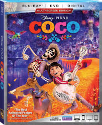 100 Blu Home Video Coco Announces Release LaughingPlacecom