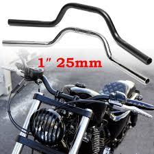 Harley Davidson Bathroom Decor by 1 Inch 25mm Aluminum Handlebar Drag Bar For Harley Davidson